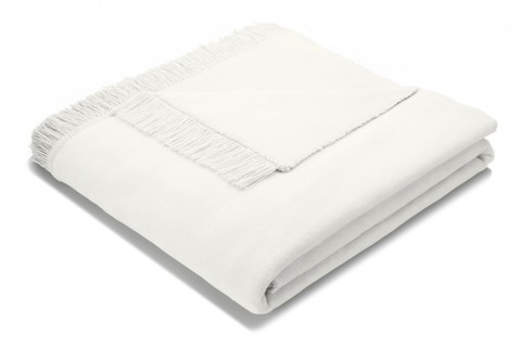 Плед  хлопковый 150х200 Orion cotton plus natur  Bocasa