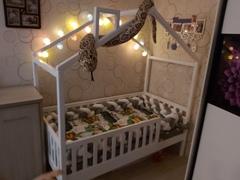 Кровать Домик Классик-2