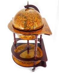 Глобус-бар напольный «Тесей», фото 2