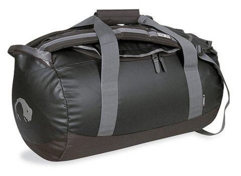 Сумка дорожная Tatonka Barrel M black