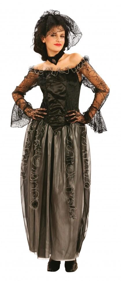 Платье Черной вдовы