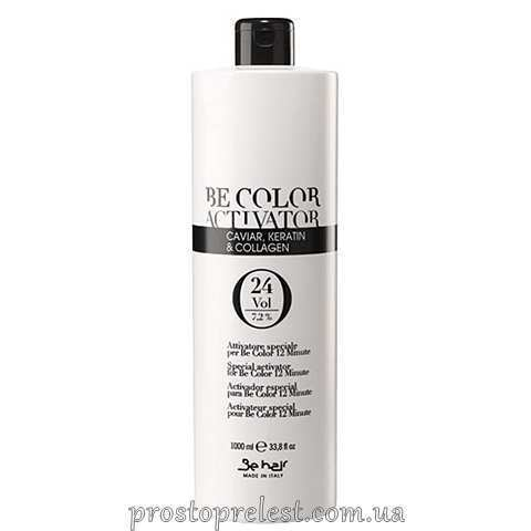 Be Color Special Activator for Be Color 12 Minute 7,2% - Окисник для волосся 7,2%