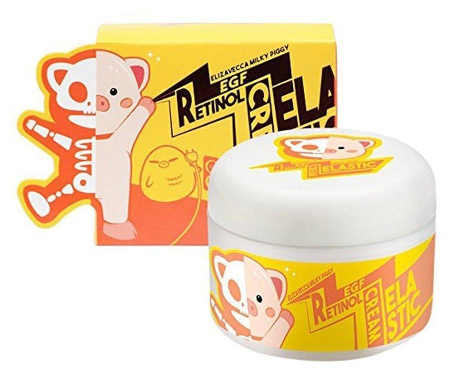 EGF Milky Piggy Retinol Cream Elizavecca