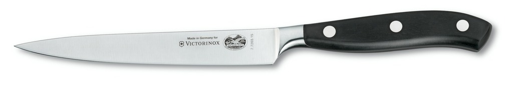 Нож для нарезки стейка кованый 15 см Victorinox (7.7203.15)