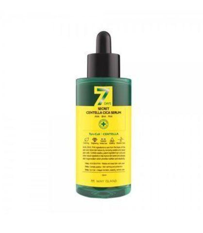 Сыворотка с центеллой азиатской для проблемной кожи MAY ISLAND 7 Days Secret Centella Cica Serum