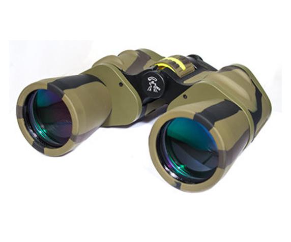 Бинокль Sturman 12x50 камуфлированный - фото 4