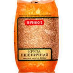 """Крупа """"Привоз"""" пшеничная 600г"""