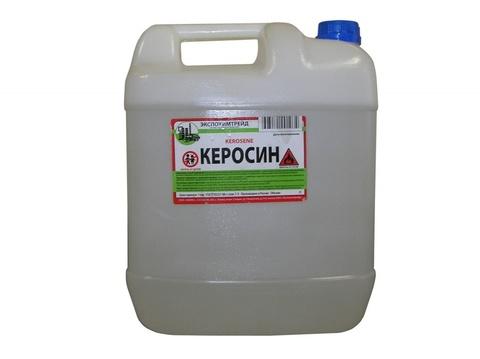 Керосин осветительный - 10 литров