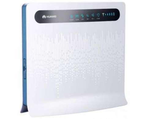 HUAWEI B593s-22 Original 3G/LTE  Роутер WiFi (логотип Huawei)