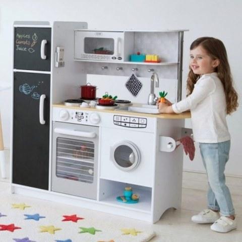 Кухня игровая KidKraft Перчинка белая 53352_KE