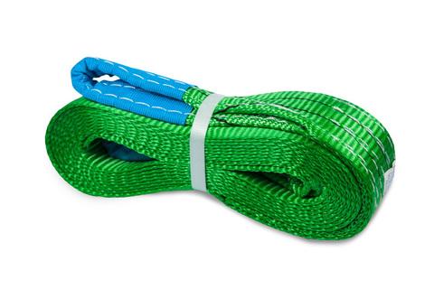 Буксир текстильный ленточный 8,0 т 5,0 м (петля-петля), шт