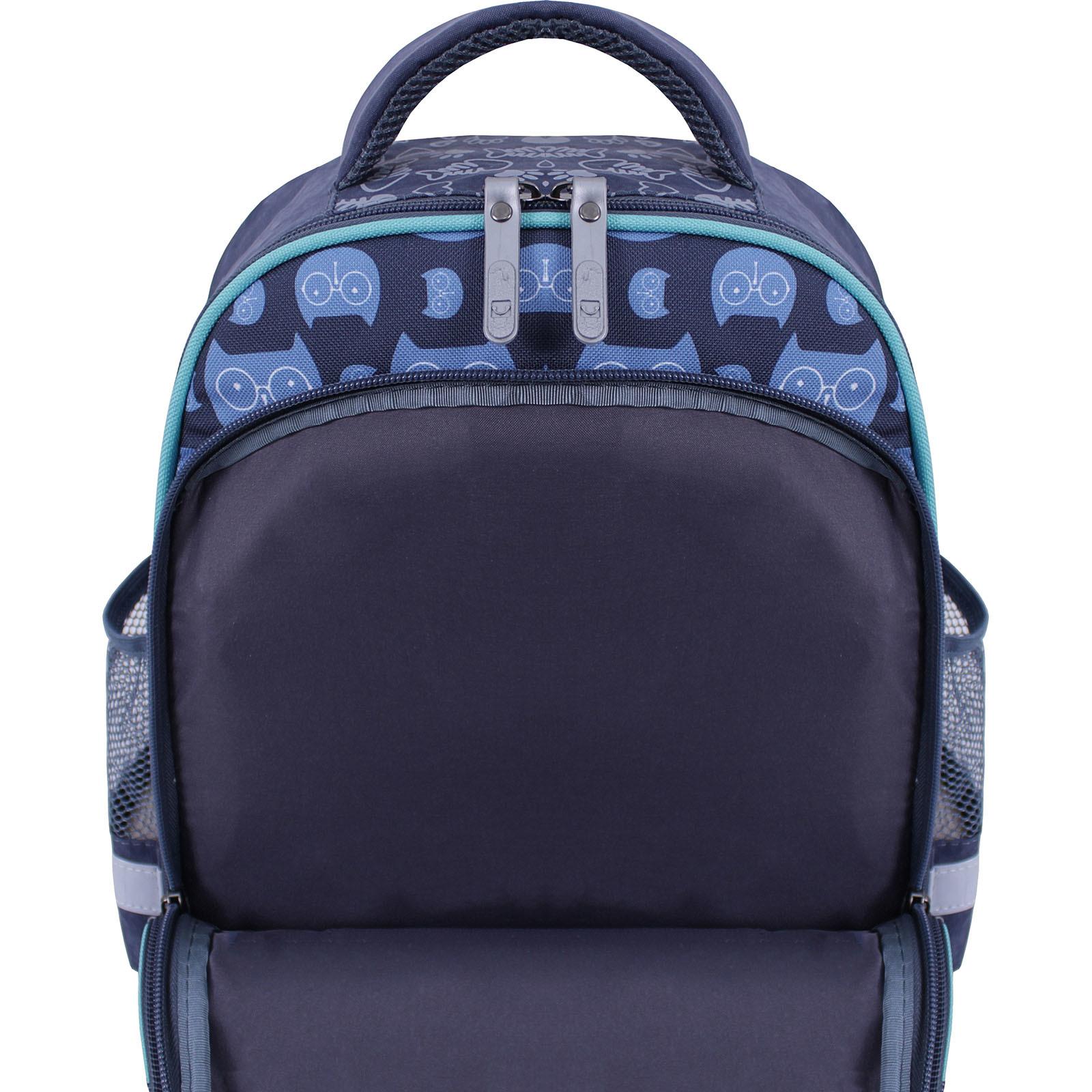 Рюкзак школьный Bagland Mouse 321 серый 611 (0051370) фото 5