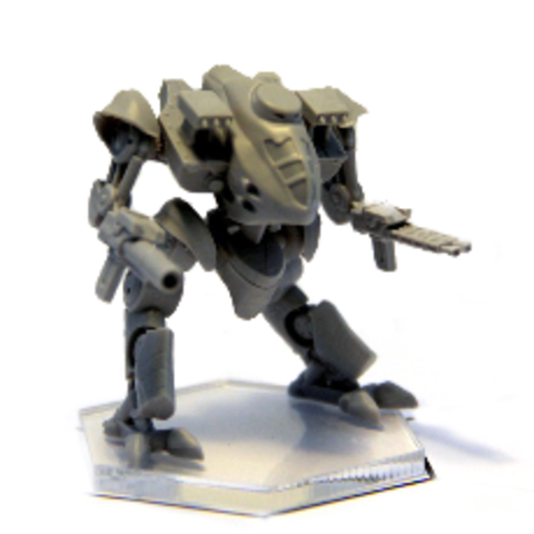 Фотополимер HARZ Labs Model Resin, серый (1000 гр)