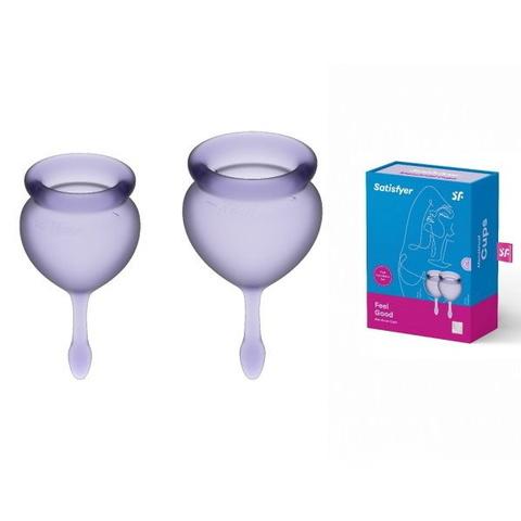 Набор менструальных чаш