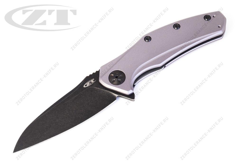 Нож Zero Tolerance 0770GRYBW First 10