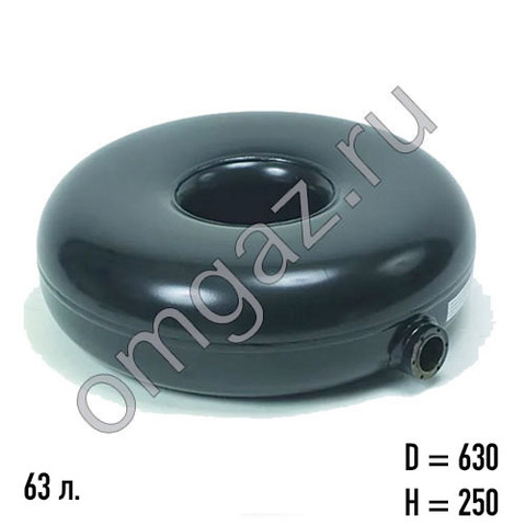 Баллон газовый ТОР (наруж) АГТ-63/1  д. 630