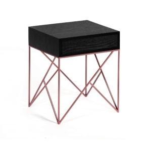 Прикроватная тумба Prince box copper - вид 5