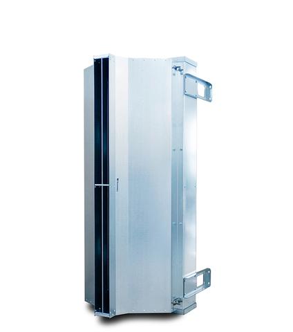 Электрическая завеса Тепломаш КЭВ-24П5051Е серия 500 IP54 (Длина 1,5м)