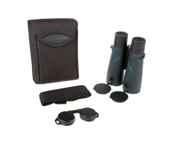 стильная сумка, широкий ремень и защитные крышки Nikon Monarch