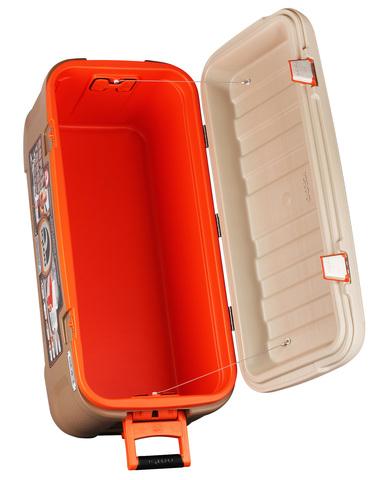 Изотермический контейнер (термобокс) Igloo Super Tough STX 120 (термоконтейнер, 113 л.)