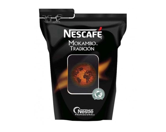 купить Кофе растворимый Nescafe Mokambo Tradicion, 500 г