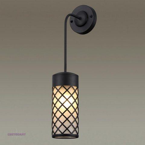 Ландшафтный настенный светильник 4834/1W серии DUNES