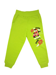 1407-5 брюки детские, салатовые