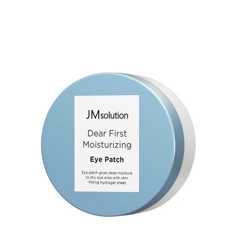 JMsolution Dear First Moisturizing Eye Patch Увлажняющие патчи для глаз