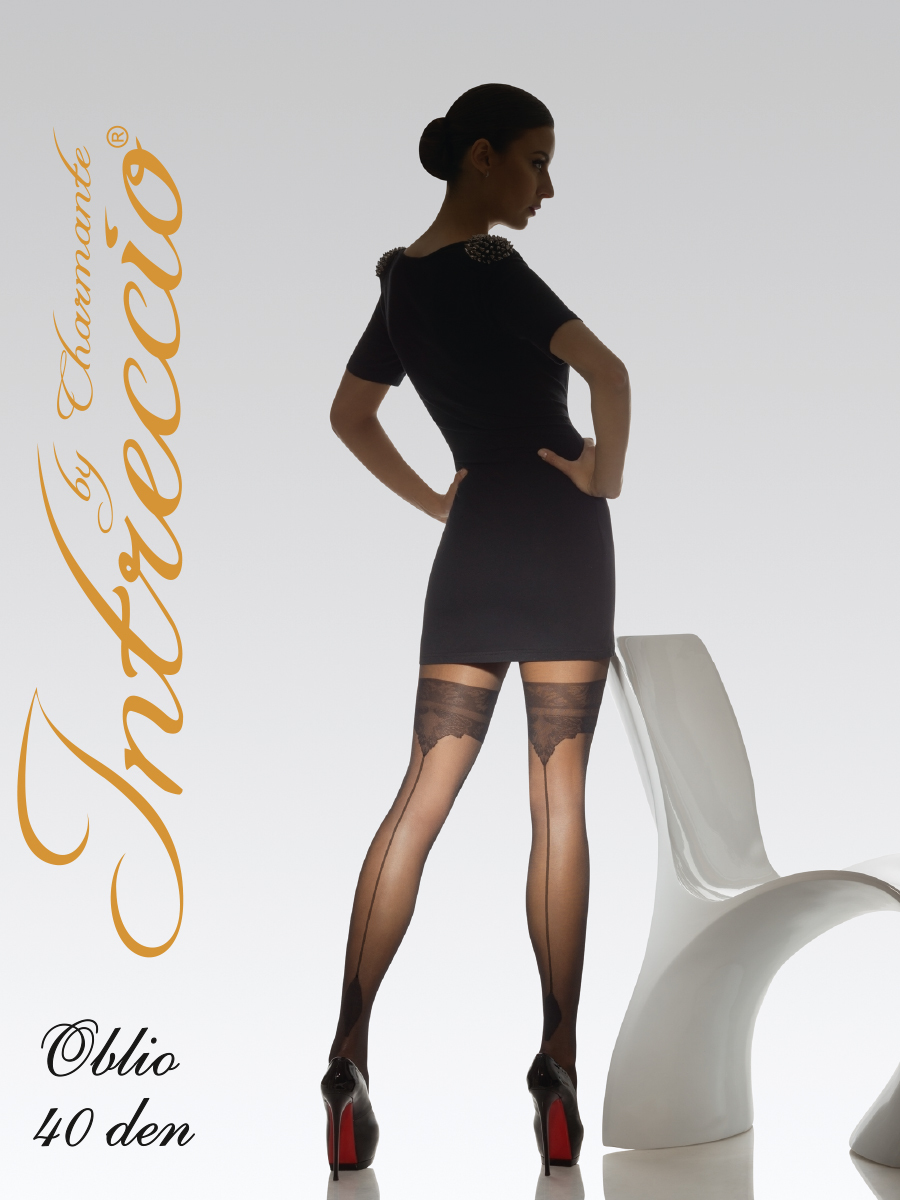 Intreccio OBLIO 40 колготки женские