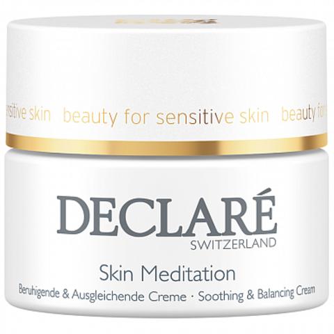 DECLARE Успокаивающий восстанавливающий крем | Skin Meditation Soothing & Balancing Cream