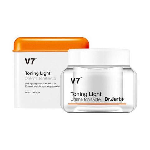 Dr. Jart+ Ocвeтляющий витaминный кpeм Dr. Jart+ V7 Toning Light 50мл