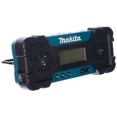 Аккумуляторное радио Makita MR051