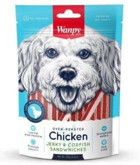 Wanpy Курица с треской Wanpy Dog в форме сэндвича 0abc0182-8ac3-11e6-80dd-00505687d03a.jpg