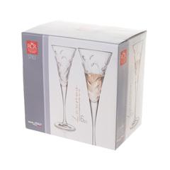 Набор фужеров для шампанского RCR Laurus 120 мл, фото 2
