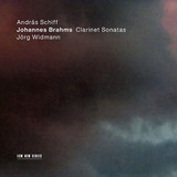 Andras Schiff, Jorg Widmann / Johannes Brahms: Clarinet Sonatas (CD)