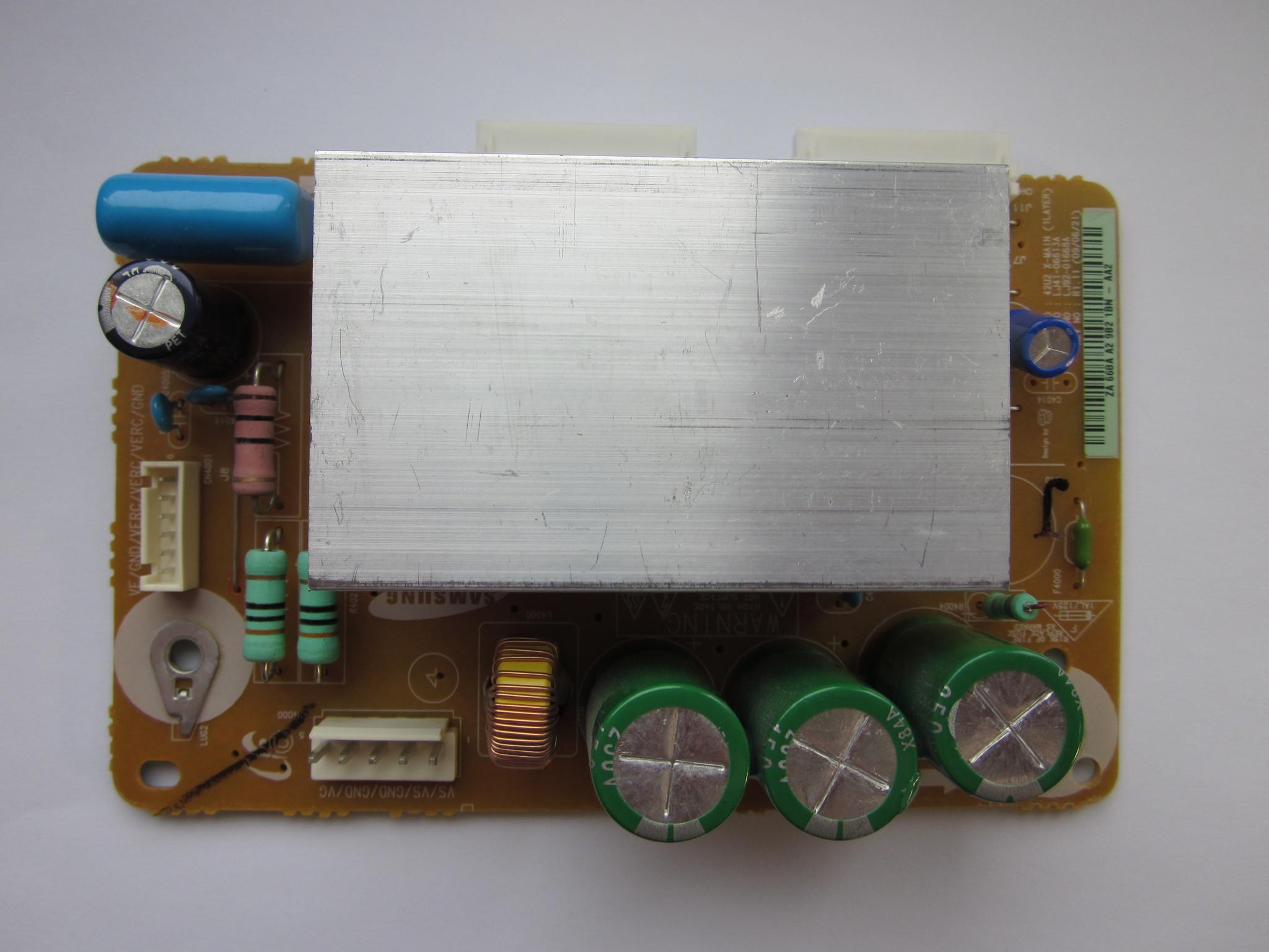 42U2 X-MAIN LJ41-06613A
