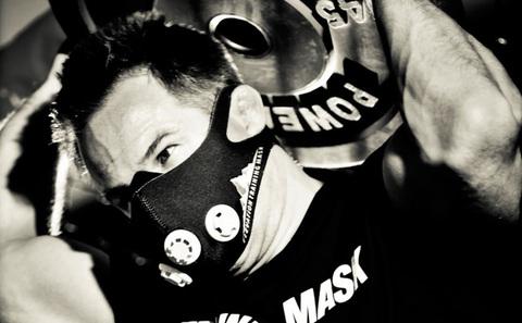 Тренинг-маска Elevation Training Mask 2.0 для развития легких и выносливости