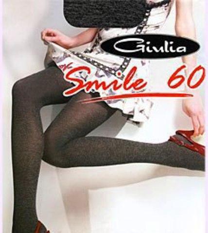 Колготки Giulia Smile Melange 60