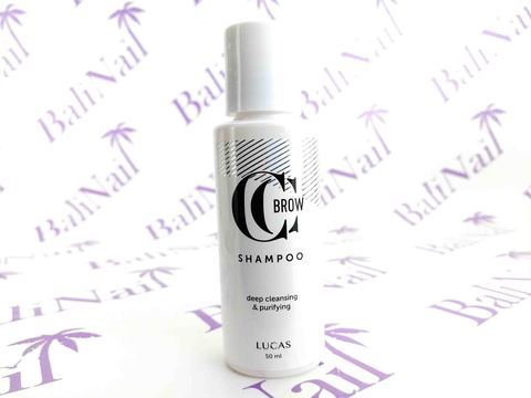 Шампунь для бровей Brow Shampoo by CC Brow, 50 мл