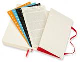 Ежедневник Moleskine Classic Soft Daily Pocket 90x140 красный (DSF212DC2)