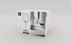 Набор из 6 бокалов для вина «Cal Medium», 470 мл, фото 3
