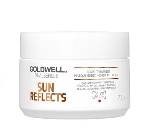Уход интенсивный за 60 сек. Goldwell Dualsenses Sun Reflects 60sec Treatment 200 мл