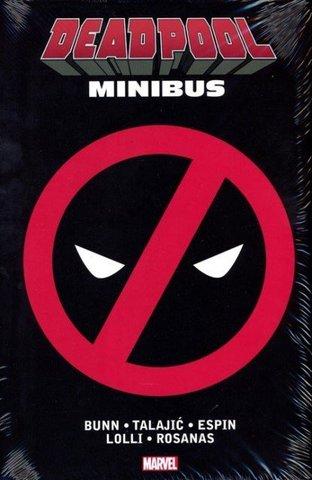 Deadpool Minibus (уценка)