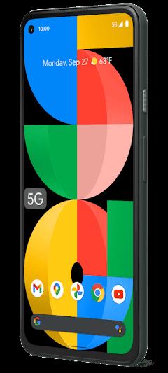 "Pixel 5A Google Pixel 5A ""5G"" 6.128GB Just Black (Черный) 1.png"