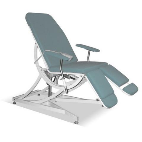 Кресло педикюрное КП-ТС 01 - фото