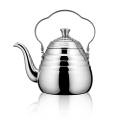5936 FISSMAN Чайник для кипячения воды TROUVILLE 1.5 л (нерж. сталь)