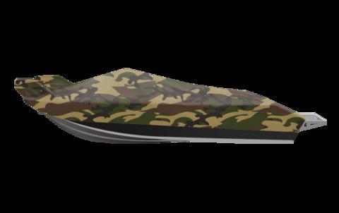 Транспортировочный тент на лодку «Волжанка-46 (Классик) до 2016 г.в.»
