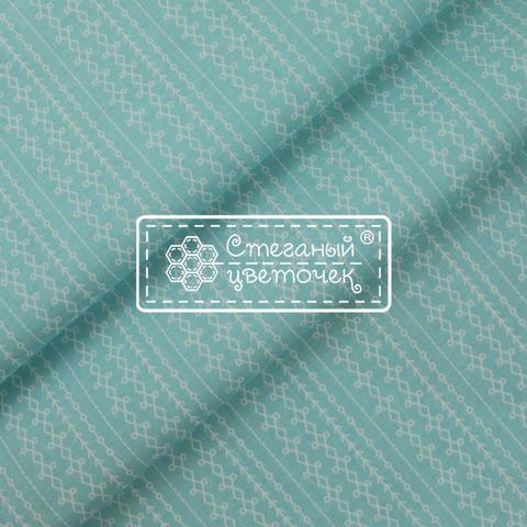Ткань для пэчворка, хлопок 100% (арт. RB0101)