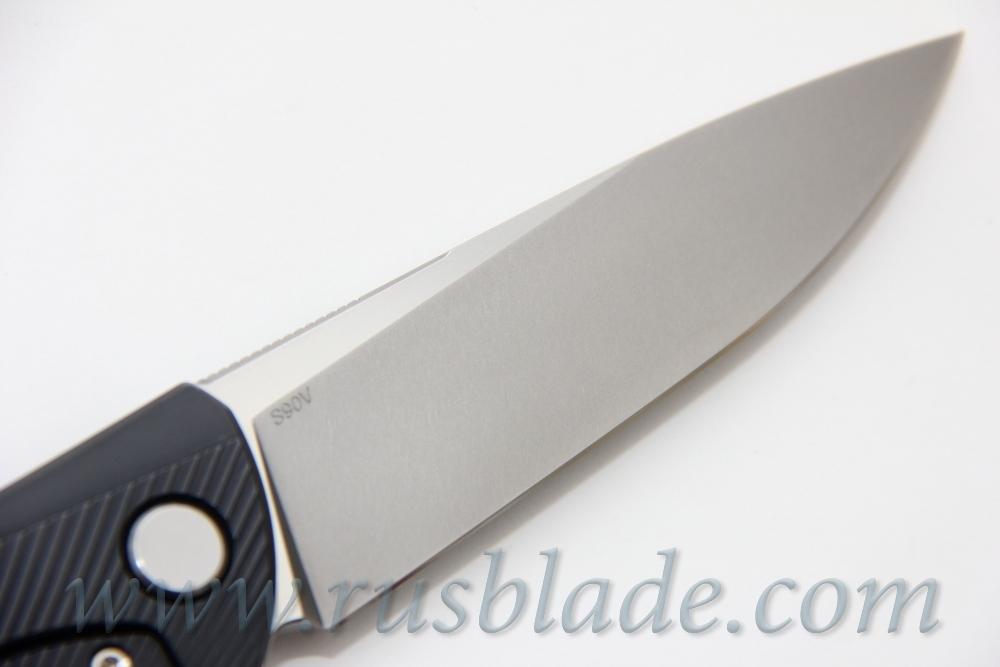 CUSTOM Shirogorov HATI  SEASHELL KNIFE - фотография
