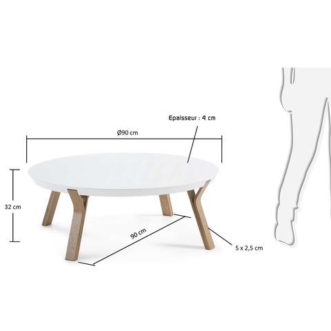 Журнальный столик Solid